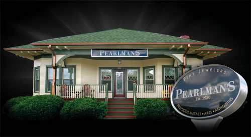 Pearlmans Jewelers store Battle Creek