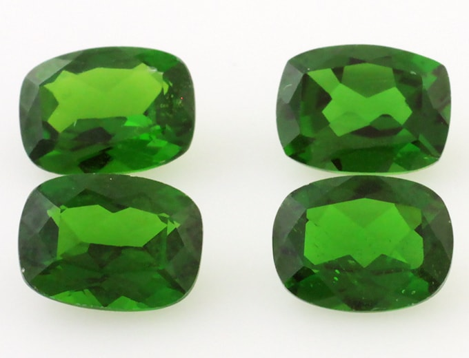 green diopside loose Gemstone