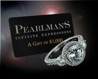 Pearlman's Infinite Expressions Gift Card