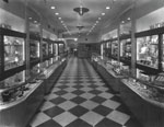 The Jewel Box Interior ~1945