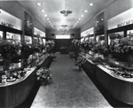 The Jewel Box Interior ~1940
