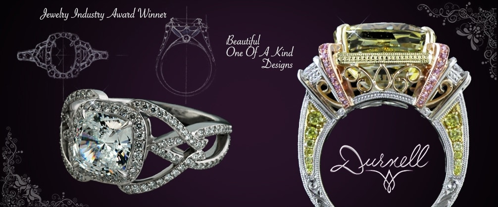 Diamond Engagement Rings and Top Luxury Designer Jewelry