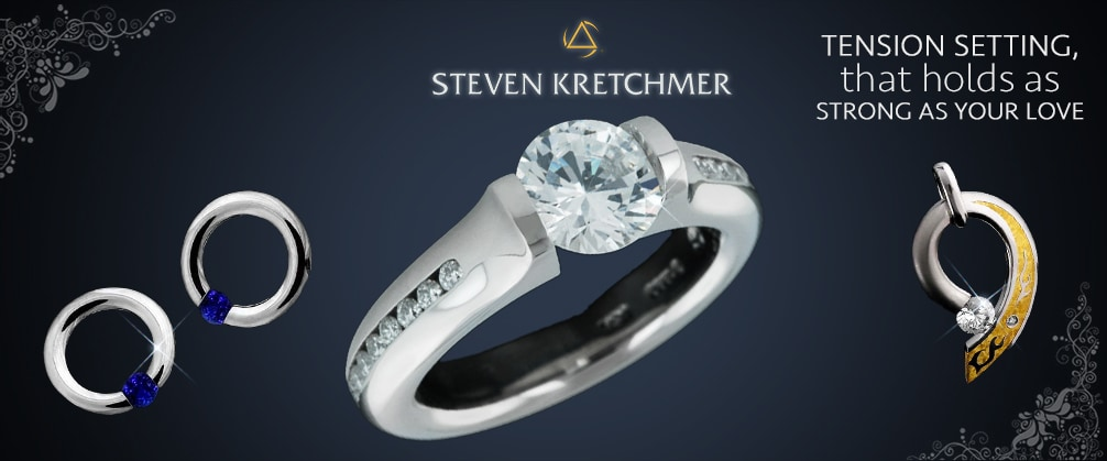 Steven Kretchmer Engagement Rings