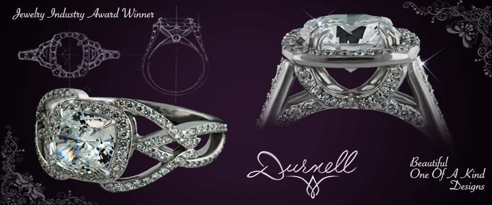 Bridget Durnell Diamond Engagement Rings