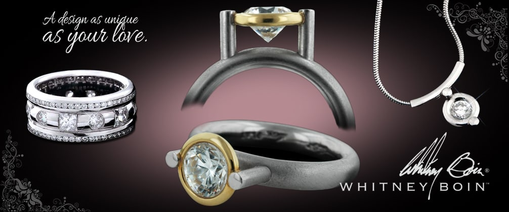 Whitney Boin Engagement Rings