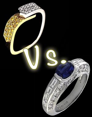 Gold vs. Platinum