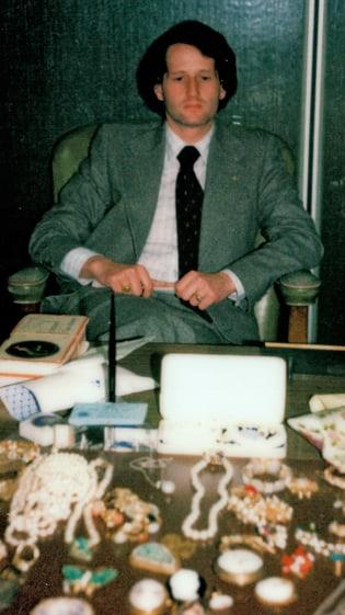 Bill Pearlman age 24