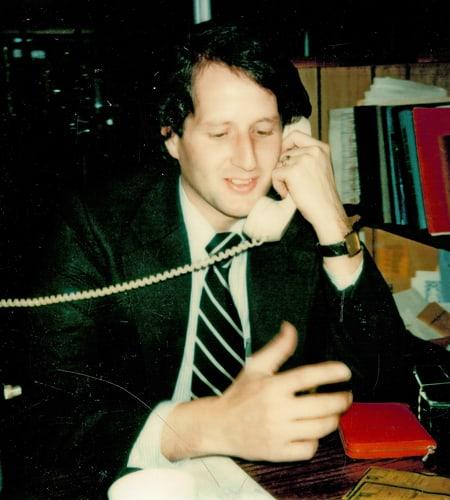 Bill Pearlman age 26