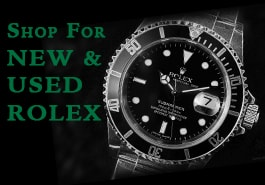 New and Used Rolex