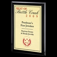 Best of Battle Creek Award