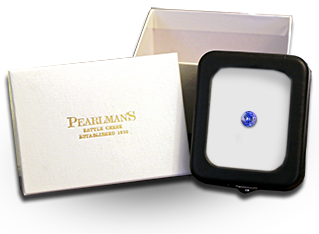 Pearlmans Jewelers shipping box