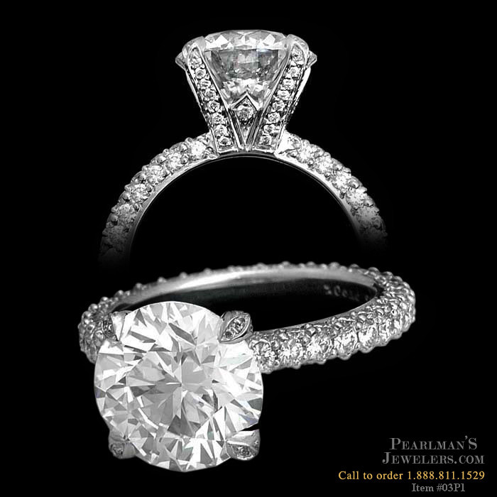 michael b rings michael b princess cut engagement - Princess Wedding Ring