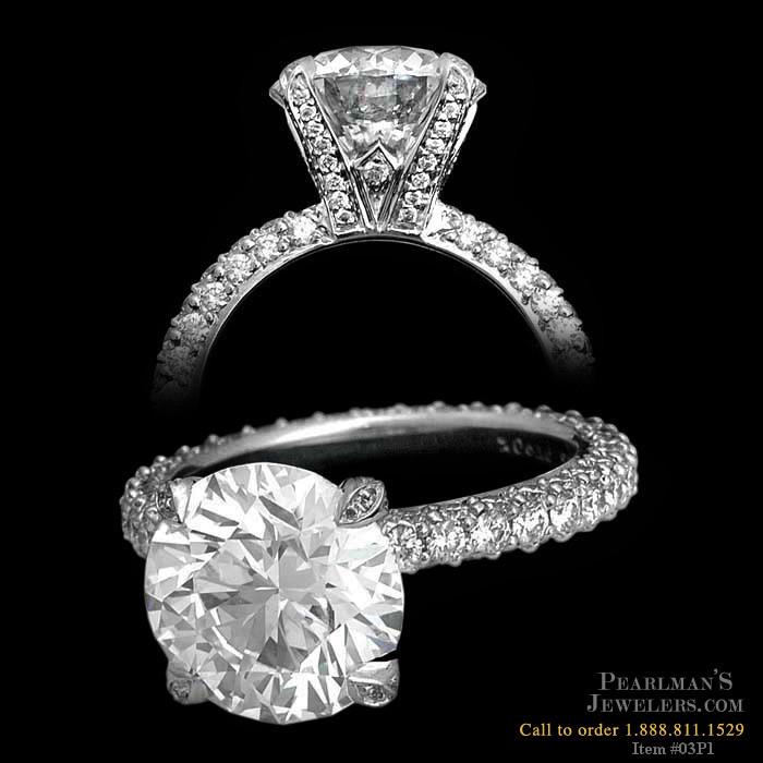 michael b rings michael b princess cut engagement - Princess Wedding Ring