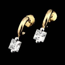 Whitney Boin 18kt yellow gold and platinum
