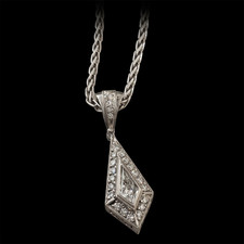 Michael Beaudry Michael Beaudry Diamond Pendant