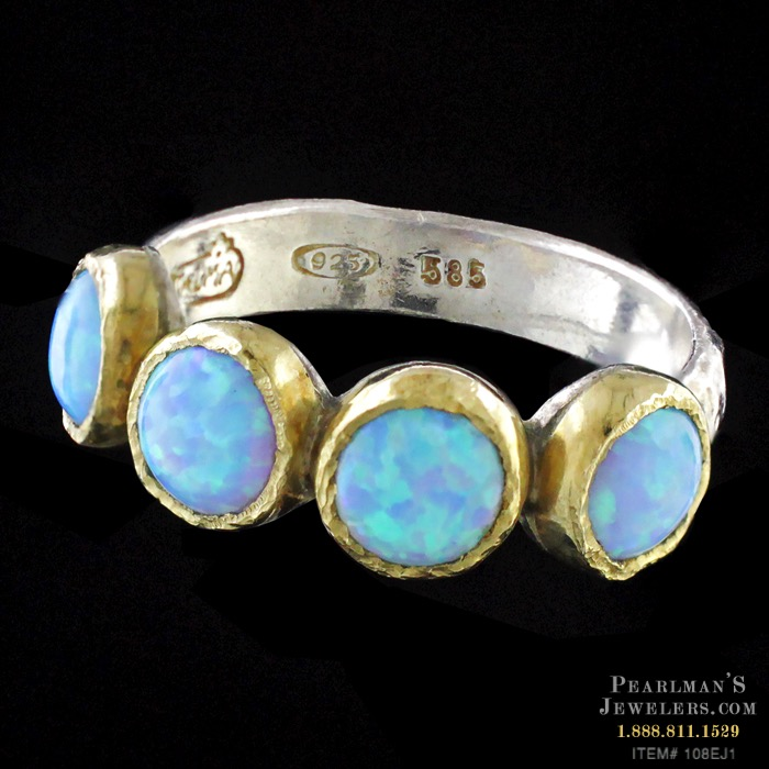 estate jewelry haute claw ture estate jewelry jewelry jalma opal ring 4250