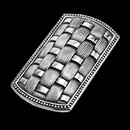 Scott Kay for Men Sterling Silver 10U7 jewelry