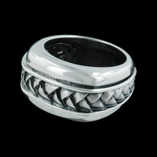Scott Kay Sterling Scott Kay Sterling Basket Weave Ring