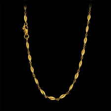Gurhan 24 karat yellow gold Gurhan necklace