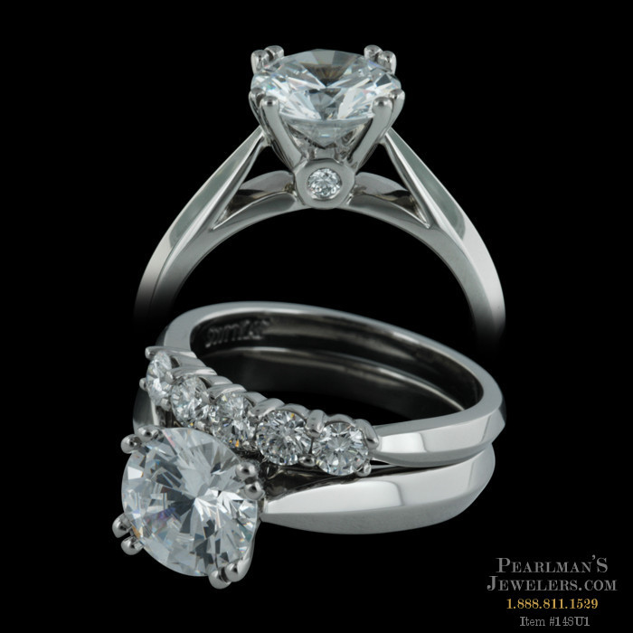 Scott Kay Scott Kay Solitaire Engagement Ring