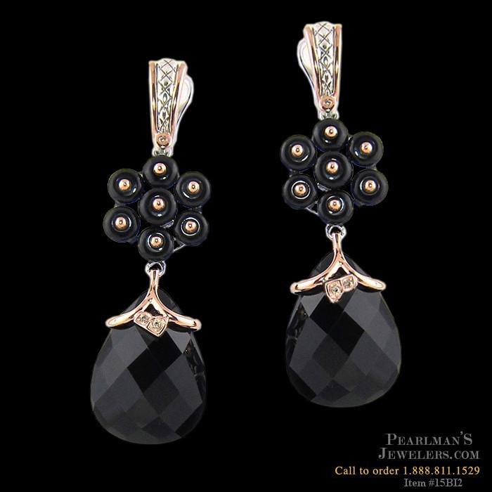 Bellarri Black Onyx Earrings