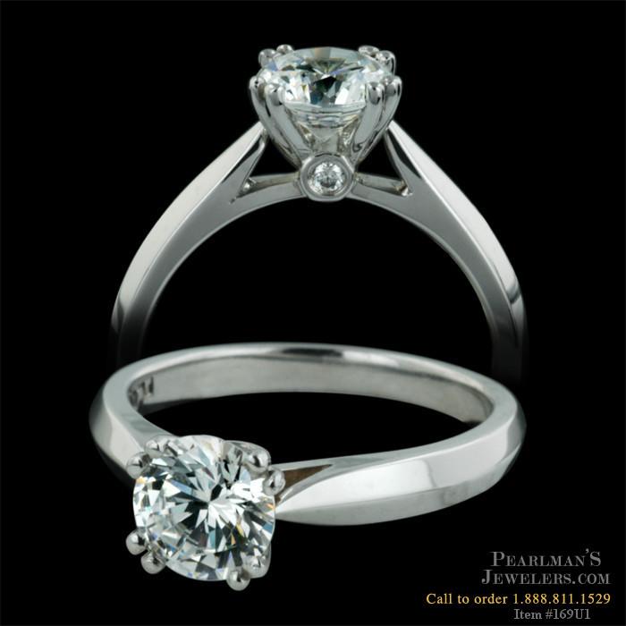 03fc02fb0 Scott Kay Scott Kay Diamond Solitaire Engagement Ring