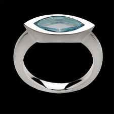 Bastian Inverun Sterling silver ring  by Bastain Inveron