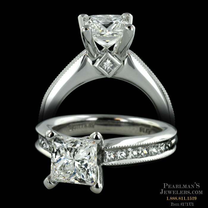 Kay Jewelry Wedding Rings: Scott Kay Jewelry Scott Kay Engagement Ring With Channel