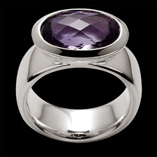 Bastian Inverun Sterling silver ring by Bastian Inveron