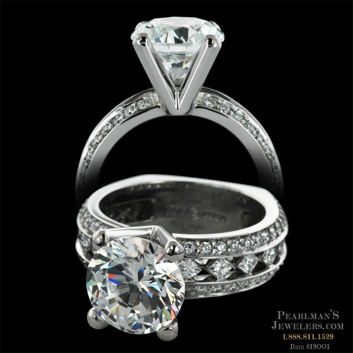 Peter Storm Jewelry Naked Diamonds Princes Cut Ring