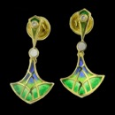 Nouveau Collection Earrings 20Q2 jewelry