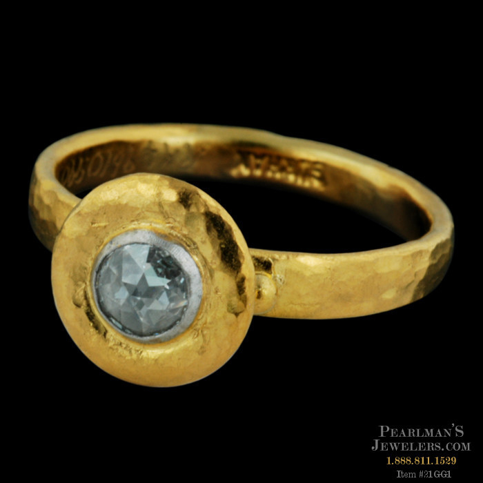 Gurhan Jewelry 24 Karat Yellow Gold Ring