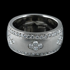 Michael B. Royal Crown Collection engagement ring