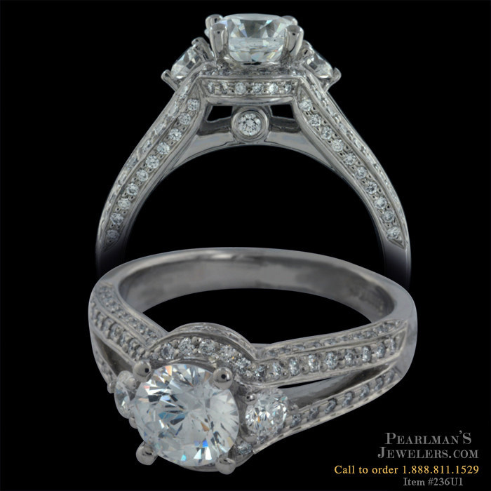 Scott Kay Jewelry 19k Scott Kay Engagement Ring