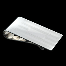 Dorfman Sterling Dorfman silver money clip