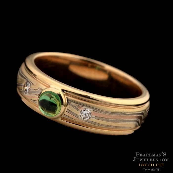 Partner George Sawyer Tsavorite Ring