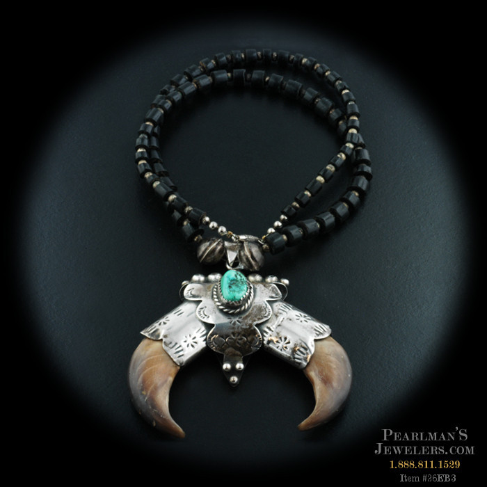 Estate jewelry jewelry rare bear claw necklace estate jewelry necklaces estate jewelry rare bear claw mozeypictures Image collections