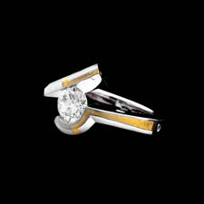 Steven Kretchmer Unquestionable 24kt yellow gold ring