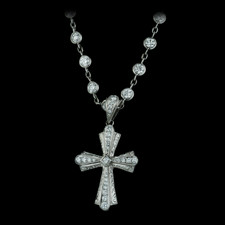 Michael Beaudry Diamonds Forever necklace