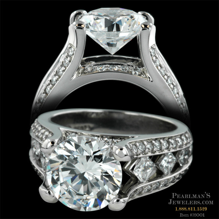 Peter Storm Naked Diamonds Semi Mount