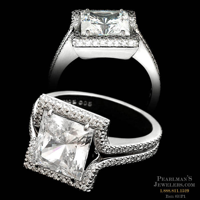 Michael b jewelry princess platinum trois sport for Michael b s jewelry