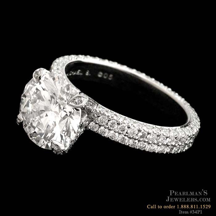 Michael b jewelry flat band 218 diamond platinum ring for Michael b jewelry death