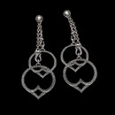 Scott Kay Sterling Earrings 35U2 jewelry