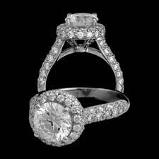 Gumuchian Jewelry Platinum Engagement Ring By Gumuchian