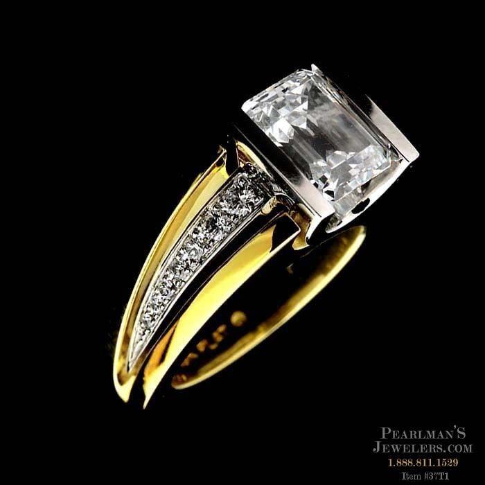 Eddie Sakamoto Engagement Rings