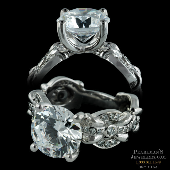 Bridget Durnell Jewelry Ethereal Collection Solitaire