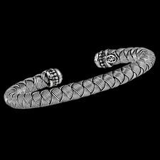 Scott Kay for Men Jewelry Sterling Silver Mens Cuff Bracelet