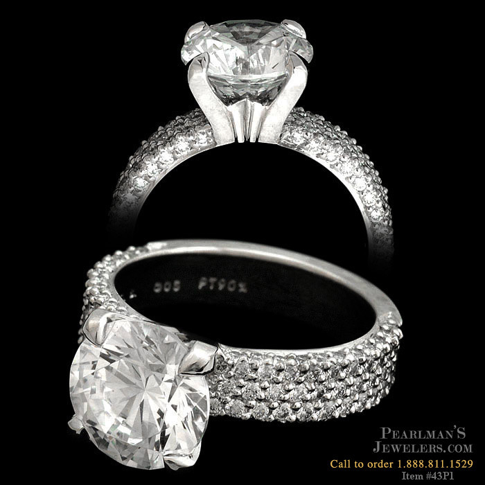 Michael b jewelry diamond covered engagement ring for Michael b s jewelry