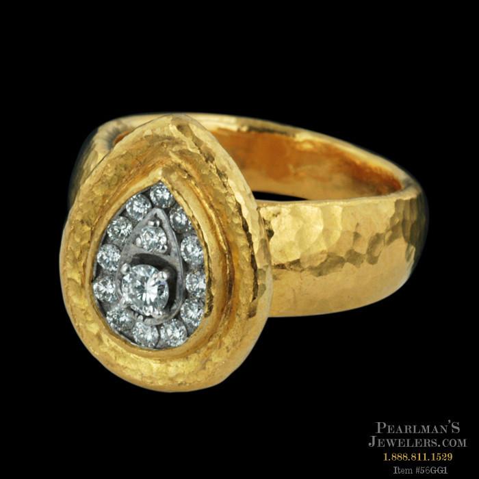 Gurhan 24 Karat Yellow Gold Gurhan Ring