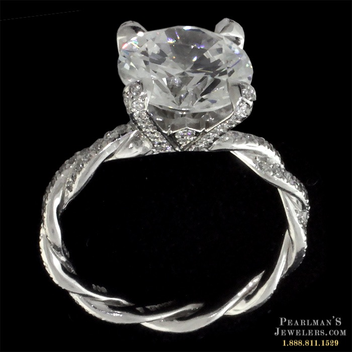 infinity wedding rings. alternate photo of michael b. rings infinity wedding